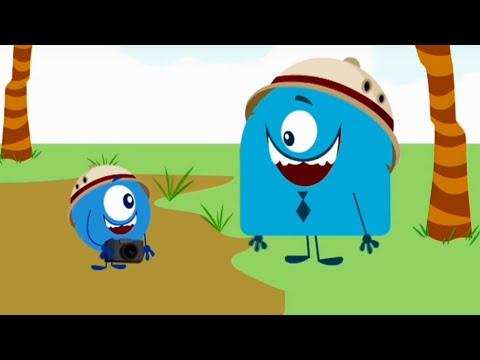 Твой друг Бобби - Сафари -  мультфильмы детям - серия 50