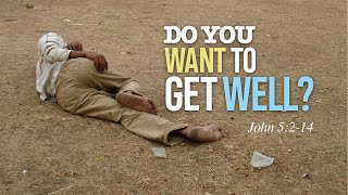 Do You Want To Get Well?   John Newcombe