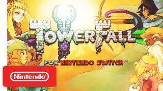 TowerFall - Announcement Trailer - Nintendo Switch