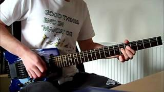 Def Leppard - Let's Go (COVER)