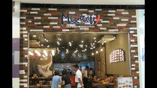 SM City in Bacolod!  Health tips and lunch at Mexicali Restaurant!  Bacolod City,  Philippines
