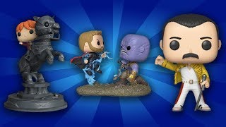 Funko News | New Harry Potter, Marvel, Queen and Much More!