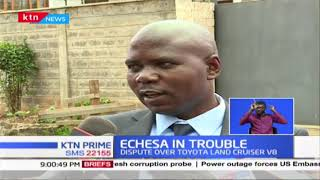 Echesa in trouble : Echesa arrested and 5 cars impounded from his Karen home