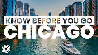10 THINGS TO KNOW BEFORE VISITING CHICAGO