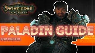 pathfinder kingmaker aasimar paladin build - मुफ्त