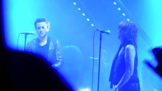 Brandon Flowers & Chrissie Hynde, Between Me & You, Brixton 2015