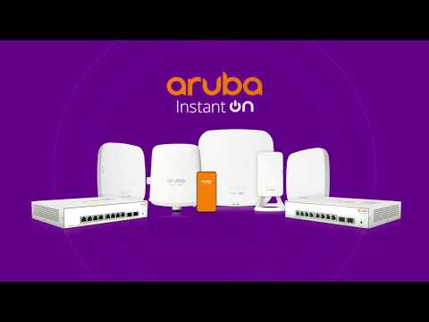 Aruba Instant On – The right network can do wonders