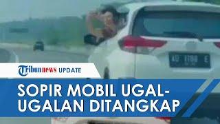 Ditangkap, Begini Pengakuan Sopir Mobil SUV Ugal-ugalan di Jalan Tol: Tidak Niat Viral, Iseng Saja