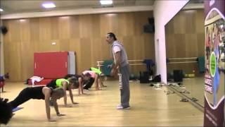 Gym Tendance - CODEP EPGV 21 - Octobre 2015