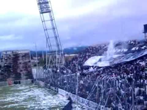 """""""Recibimiento de Central norte de Salta"""" Barra: Agrupaciones Unidas • Club: Central Norte de Salta"""