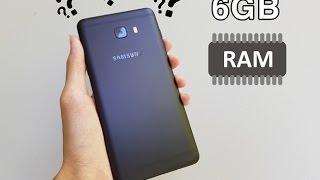 Với 6GB RAM, Samsung Galaxy C9 Pro có được lợi thế gì ???