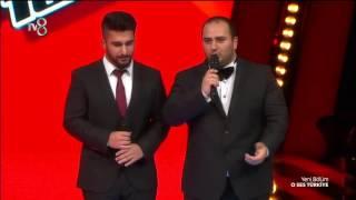 O Ses Türkiye Toprak Kardeşler Rap Performansı 'Cennet & Rap İnadına '