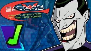 The Batman Beyond Return of the Joker Analysis