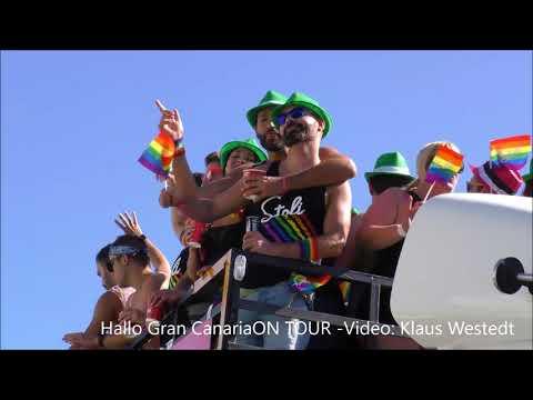 Gay Pride Maspalomas 2018 Parade v 12 05 2018