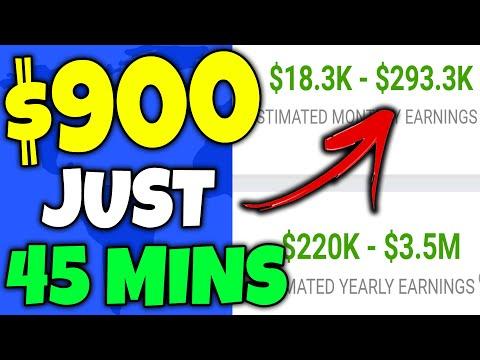 Greitas būdas užsidirbti didelių pinigų