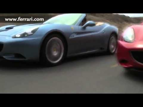 Ferrari California all terrain supercar