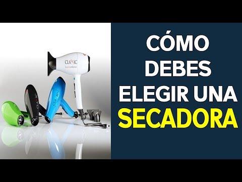 CÓMO ELEGIR UN SECADOR DE CABELLLO | CERAMICO IONICO  Y TURMALINA