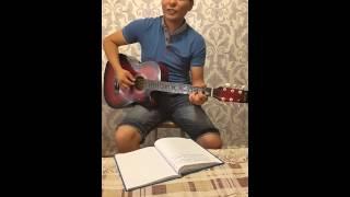 Бедел Хусайынов - сени издеумен ( гитара )