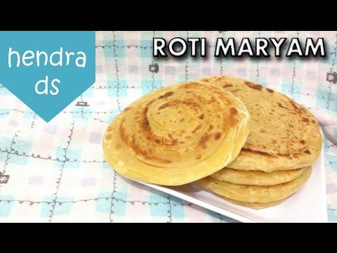 Video RESEP DAN CARA MEMBUAT ROTI MARYAM MANTAP