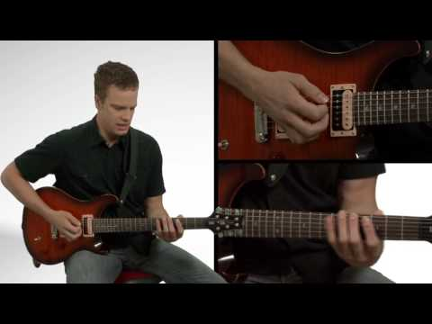 Guitar Scale Sequencing - Guitar Lessons