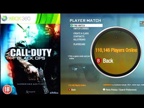 Here's Why Black Ops Has 110,000+ Players Online in 2018