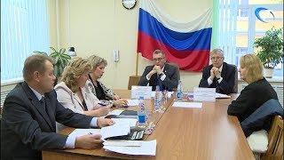 Омбудсмен Анатолий Бойцев и руководитель ПФР Алексей Костюков провели совместный прием граждан