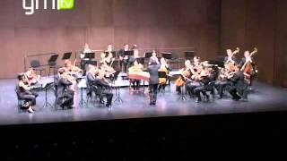 Orquestra do Algarve encerrou 10ª temporada em Guimarães 2012