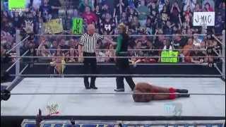 Jeff Hardy vs Ezickiel Jackson 2009.04.03