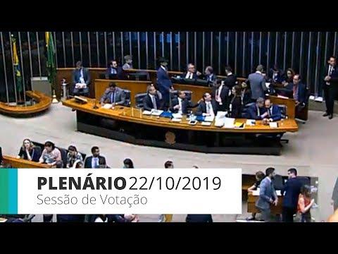 Plenário - PDL 523/2019 - Acordo sobre base de Alcântara - 22/10/2019 - 18:00