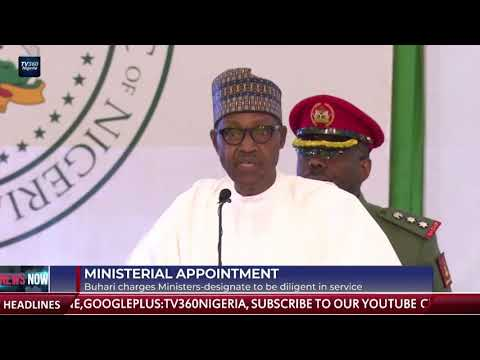 Buhari presides over Presidential Retreat for ministers-designate