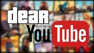 Dear @YouTube