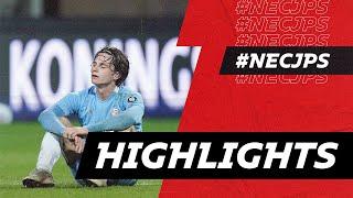 Lastige avond in Nijmegen..? | HIGHLIGHTS NEC - Jong PSV