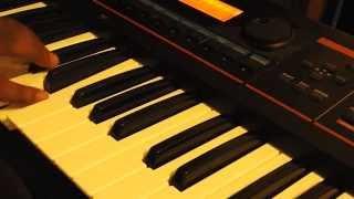 da da 'n da- Chantae Cann Piano Cover