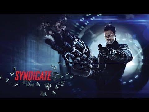 Syndicate (2012) - Кибер панк в антиутопии