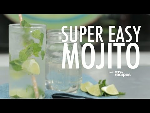 How to Make a Super Easy Mojito
