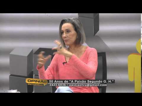 Opinião Pernambuco - 01/10/2014 (A Paixão Segundo G.H. - 50 Anos)