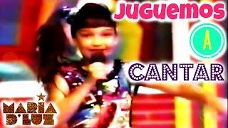 Juguemos A Cantar // MARIA DLUZ Live Performance 1994