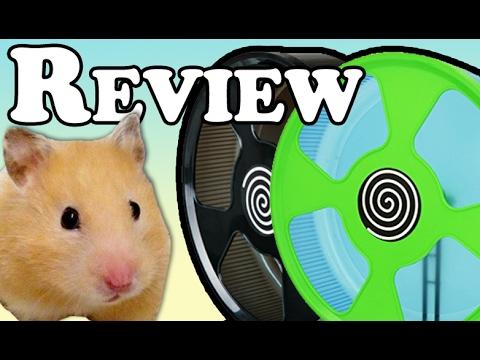 Trixie Laufrad Vorstellung und Review ♥ Artgerechte Laufräder für Nager ♥ Hamsterlaufräder im Test