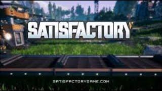 Satisfactory #121 - Aufbau der Fertigung für Atomstrom