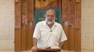 הרב דוד אסולין - חינוך לאחריות
