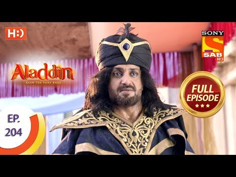 Aladdin Ep 204 Full Episode 28th May 2019