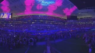 Super Bowl LIV Halftime Show full 360 video