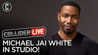 Michael Jai White in Studio! - Collider Live #91