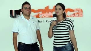 Entrevistas Vestibular UNICATÓLICA 2016.2 – Parte 02