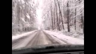 preview picture of video 'Hutków-Krasnobród 3.12.2012'