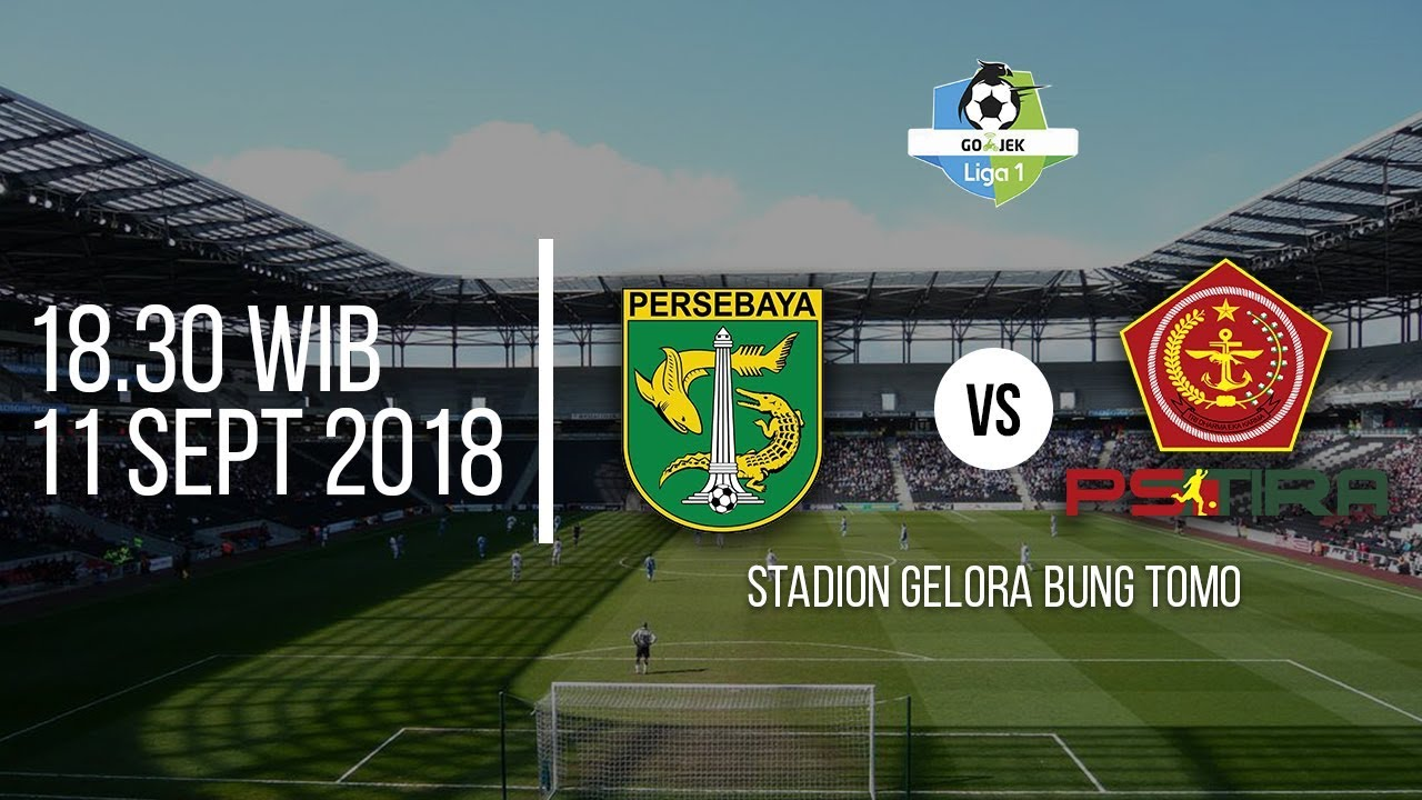 Live Streaming Indosiar Liga 1 Indonesia, Persebaya ...