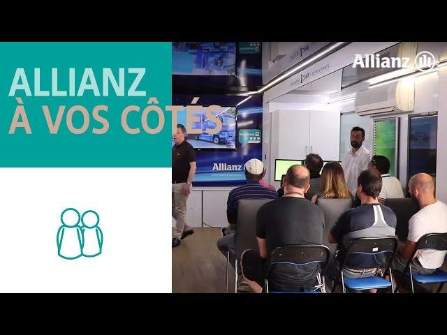 L'Unité Mobile d'Intervention Allianz