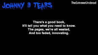 Hollywood Undead - Ghost [Lyrics Video]