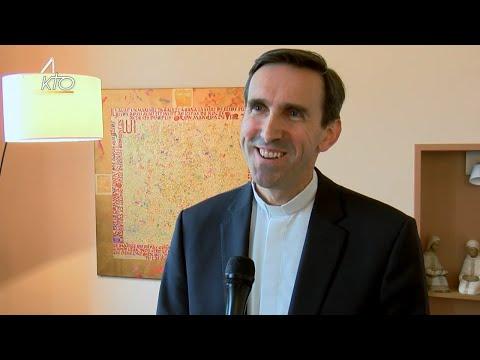 Le Père de Woillemont élu Secrétaire général de la CEF