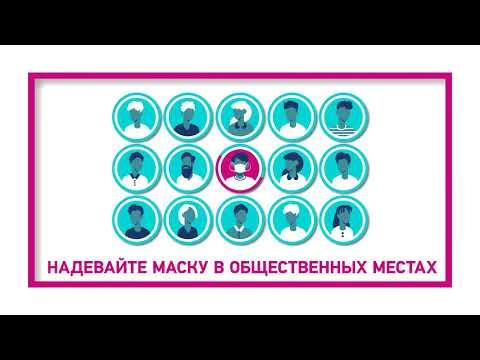 Профилактика гриппа, ОРВИ и короновирусной инфекции (COVID-2019)